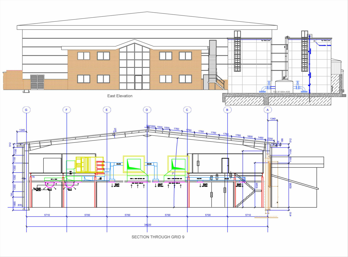 Factory Layouts On Site Amp Online Cad Drawing Amp Drafting